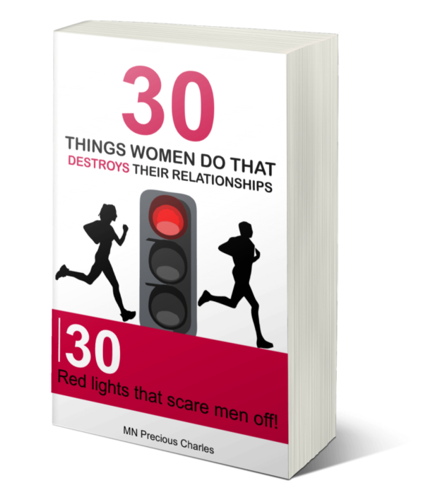 Second Additional product image for - 30 Things Women Do That Destroys Their Relationship