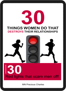 30 Things Women Do That Destroys Their Relationship | eBooks | Self Help