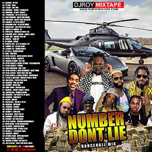dj roy number don't lie dancehall mix