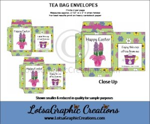 easter tea bag envelopes 2