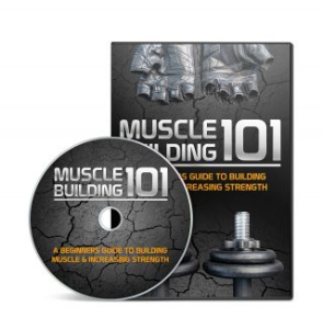Muscle Building 101 Video Upgrade MRR Video With Audio | Movies and Videos | Sports