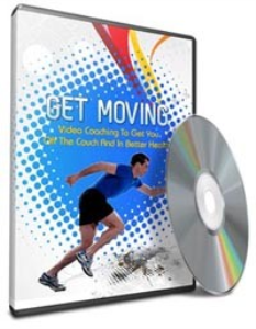 Get Moving MRR Audio With Video | Audio Books | Sports and Outdoors