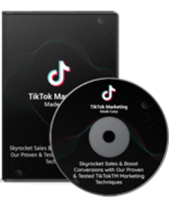 TikTok Marketing Made Easy - Video Upgrade | Movies and Videos | Training