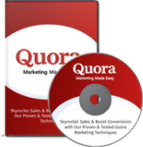 quora marketing made easy - video upgrade