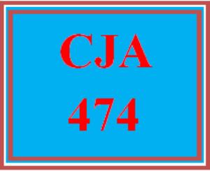 CJA 474 Wk 1 Discussion - Collaborative Change Strategies | eBooks | Education