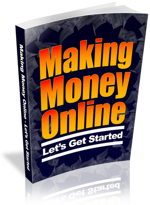 First Additional product image for - Making Money Online