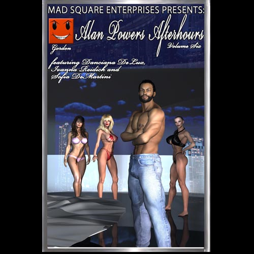 First Additional product image for - Alan Powers Afterhours - Volume Six