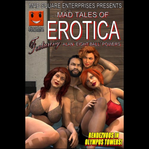 mad tales of erotica - volume six