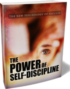 The Power Of Self-Discipline | eBooks | Psychology & Psychiatry