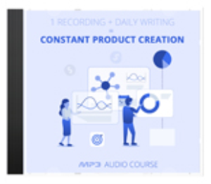 constant product creation