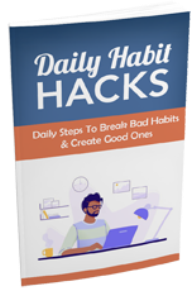 Daily Habit Hacks | eBooks | Health
