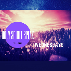 holy spirit speak - worship instrumental