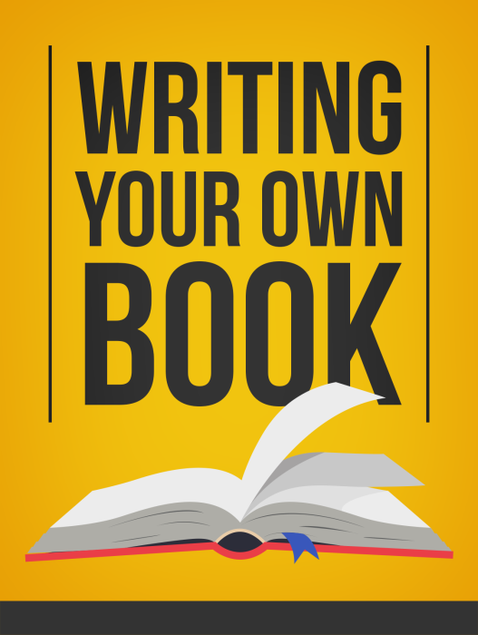 First Additional product image for - Writing Your Own Book