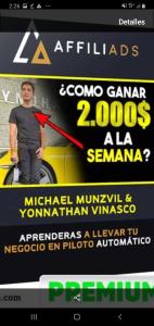 curso affiliads – michael munzvil y yonnathan vinasco