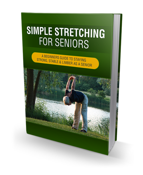 First Additional product image for - Simple Stretching For Seniors