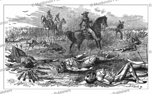 the kidder massacre in 1867, general g.a. custer, 1886
