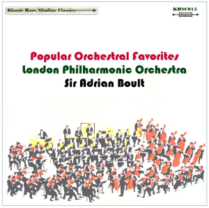 popular orchestral favorites - london philharmonic orchestra conducted by sir adrian boult