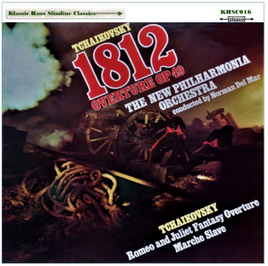 1812 overture/marche slav/romeo and juliet - new philharmonia orchestra/norman del mar