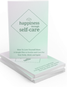 happiness through selfcare