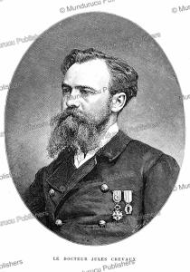 jules crevaux (1847-1882), 1884