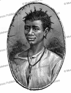 The wife of the Gran-Man of the Boni or Aluku Indians, Jules Brunetti, French Guiana, 1890 | Photos and Images | Digital Art