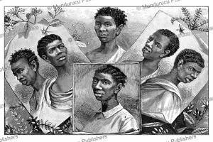 Yucas Indians of French Guiana, Jules Brunetti, 1890 | Photos and Images | Digital Art