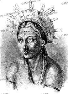 Arawak-Wapisiana Indian, French Guiana | Photos and Images | Digital Art