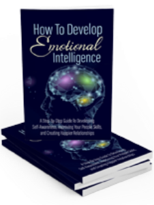 How To Develop Emotional Intelligence | eBooks | Meditation