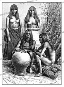 Pima Indians of Arizona, Jules Lave´e, 1892 | Photos and Images | Digital Art
