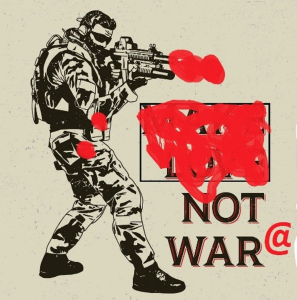 not at war