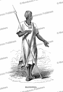 Mandingo (Madinka), R. Macbrair, 1861 | Photos and Images | Digital Art