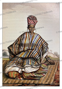 Bambara woman of Senegambia (Senegal and Gambia), David Boilat, 1853 | Photos and Images | Digital Art