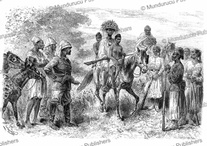 the best offer for expedition gallieni riders, mali, western africa, andre´ riou, 1883
