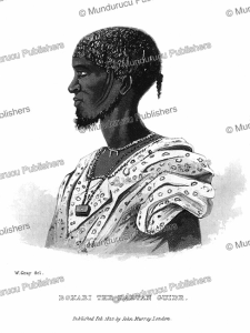 a guide from kartan, mali, william gray, 1825