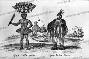 grigri by the ma yerma & simera, sierra leone, alexander gordon laing, 1822