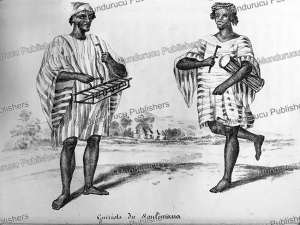 soulimana music players, alexander gordon laing, 1822