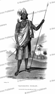 Wandering Fulani, Western Africa, William Gray, 1825 | Photos and Images | Digital Art