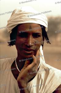 Wodaabe man with facial tattoos, Nigeria | Photos and Images | Digital Art