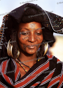 Bororo woman with face tattoos, Nigeria | Photos and Images | Digital Art