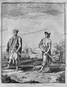 Costumes of the nobles of Congo, Thomas Astley after De Brey, 1746 | Photos and Images | Digital Art