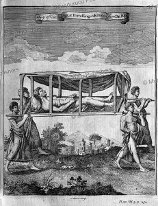 The manner of traveling in the Kingdom of Congo, Thomas Astley after De Brey, 1746 | Photos and Images | Digital Art