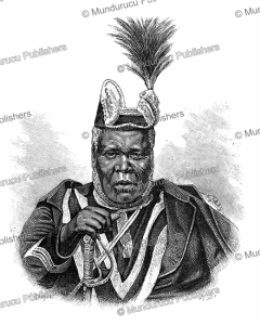Pedro V, King of Kongo between 1859 and 1891, E. Ronjat, 1893 | Photos and Images | Digital Art