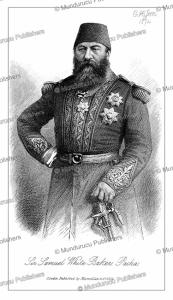 Sir Samuel White Baker Pasha (1821-1893), C.H. Jeens, 1874   Photos and Images   Digital Art