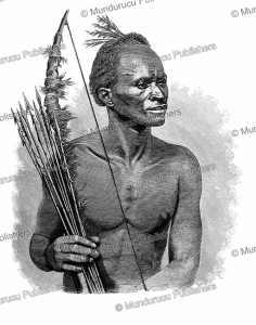 A Mazinjiri warrior of the Shire´ River Valley, Malawi, J.D. Cooper, 1887 | Photos and Images | Digital Art