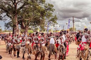 ngoni dance africa