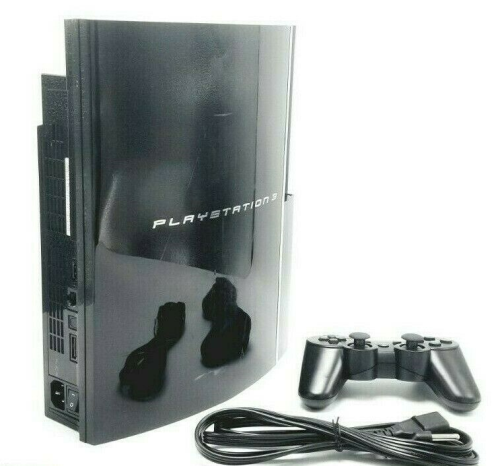 First Additional product image for - playstation 3 Console (PS3) -original -Black