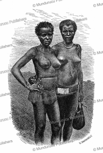 Zulu girls, Gustav Mu¨tzel, 1885 | Photos and Images | Digital Art