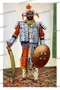 Lord High Executioner of the state of Rewah, Central India, Bourne & Shepherd, 1895 | Photos and Images | Digital Art