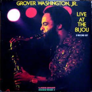 grover washington jr-sausalito-soprano sax