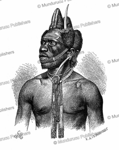 Mpondo or Pondo warrior, South Africa, Gustav Mu¨tzel, 1885 | Photos and Images | Digital Art